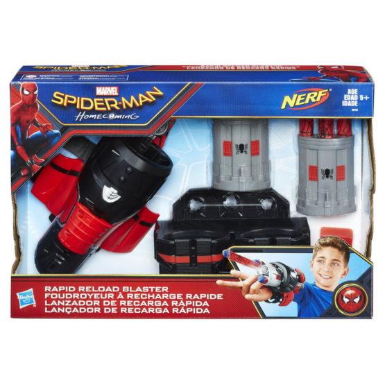 Blaster Spider Man