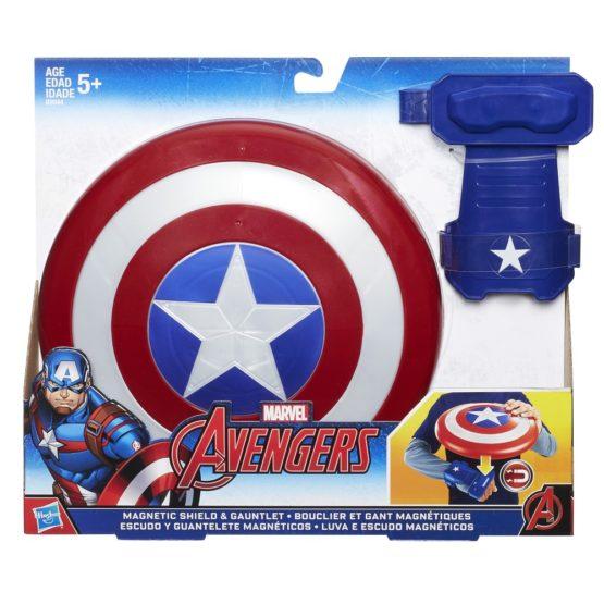 Capitan America Scutul Magnetic