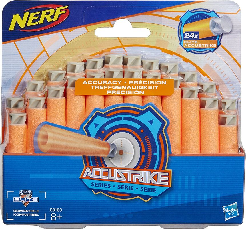 Ner Nstrike Accustrike 24 Dart Refill