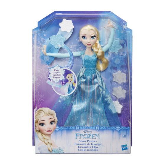 Papusa Elsa Regina Zapezilor