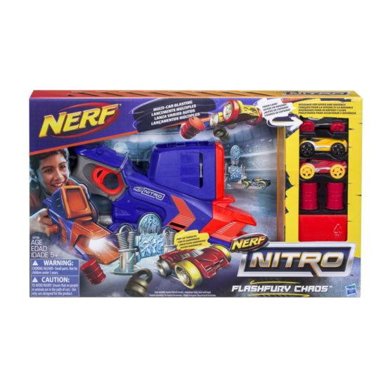 Blaster Rapid Flashfury Nitro