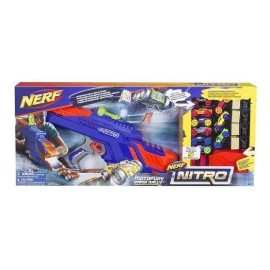 Ner Nitro Motofury Rapid Rally