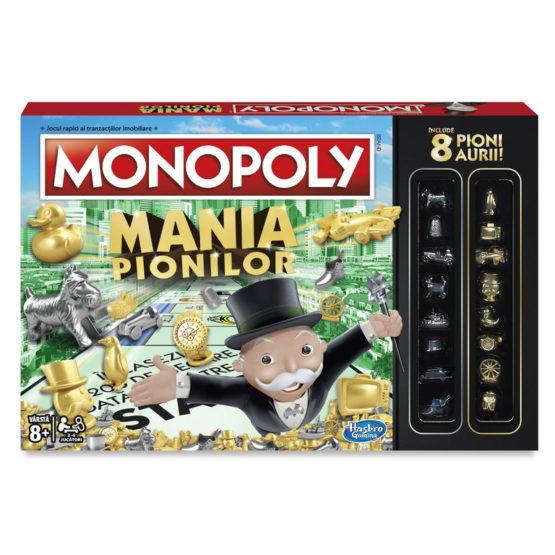 Monopoly Mania Pionilor Ro
