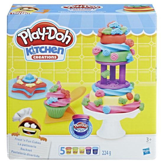Set Play Doh Regatul Prajiturilor