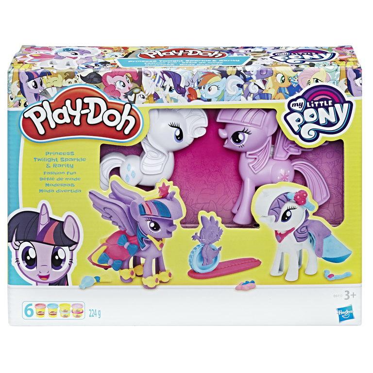 Set Play Doh My Lttle Pony