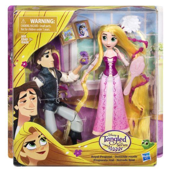 Rapunzel Set 2 Papusi Cerere In Casatorie