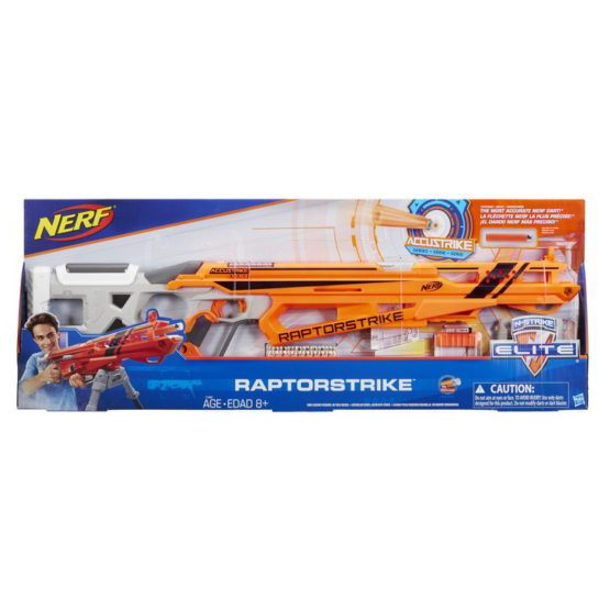 Blaster Raptostrike