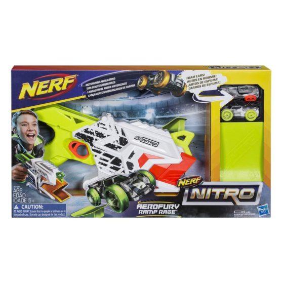 Ner Nitro Aerofury Ramp Rage