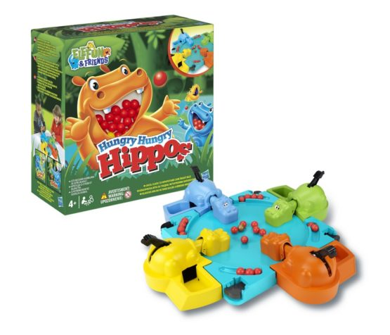 Joc Hipopotamii Mancaciosi