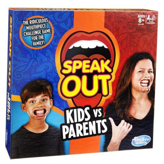 Speak Out Copii Contra Parinti
