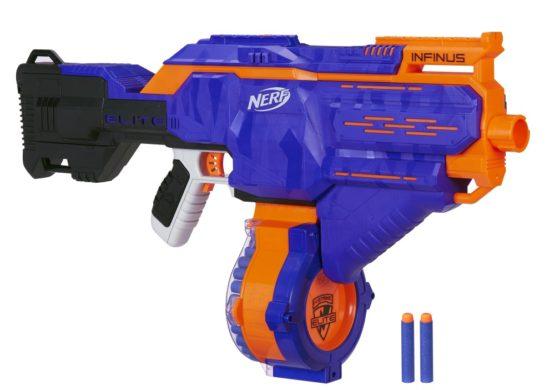 Blaster Nerf Infinus Motorizat