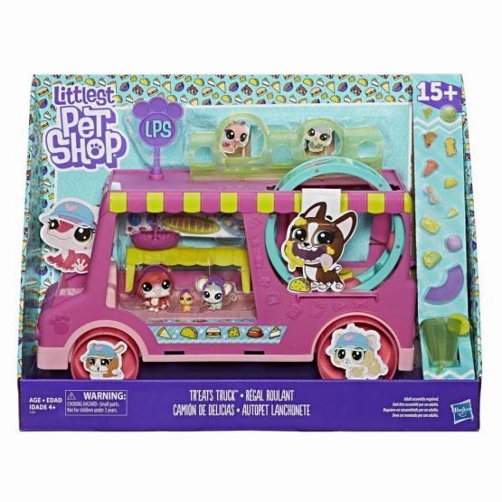 Lps Camionul Cu Dulciuri