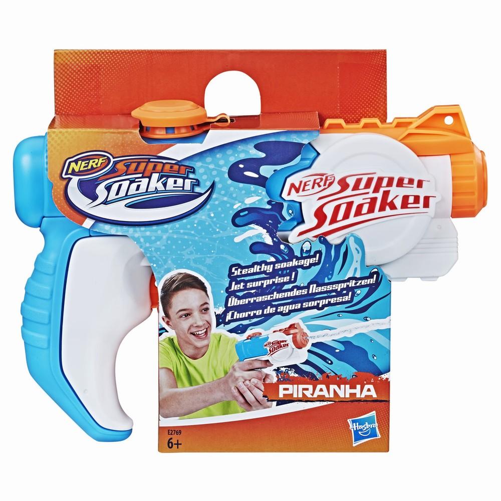 Blaster Nerf Super Soaker Cu Apa Piranha