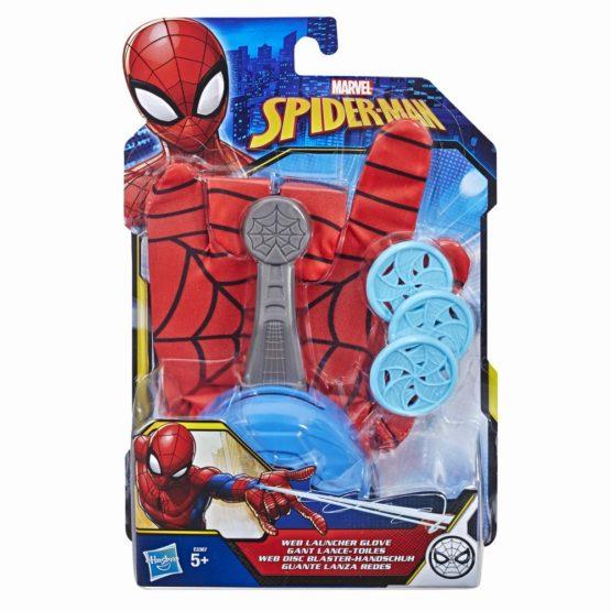 Spider-man Manusa Cu Lansator