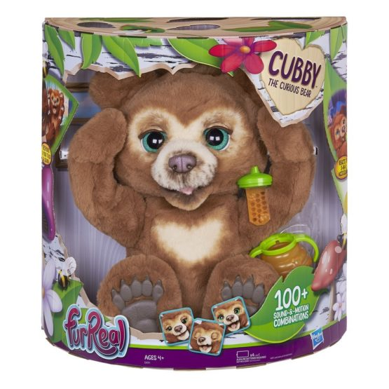 Cubby Ursuletul Interactiv