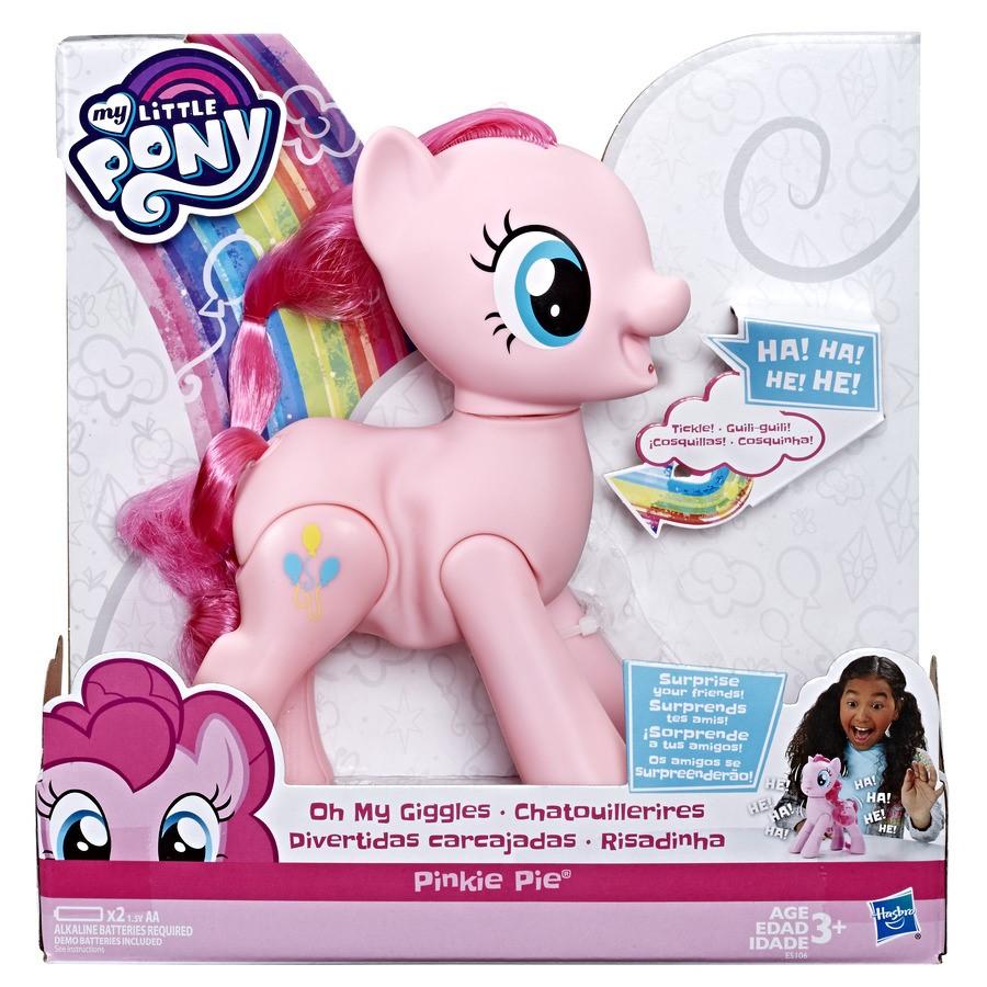 Mlp Razi Impreuna Cu Pinkie Pie