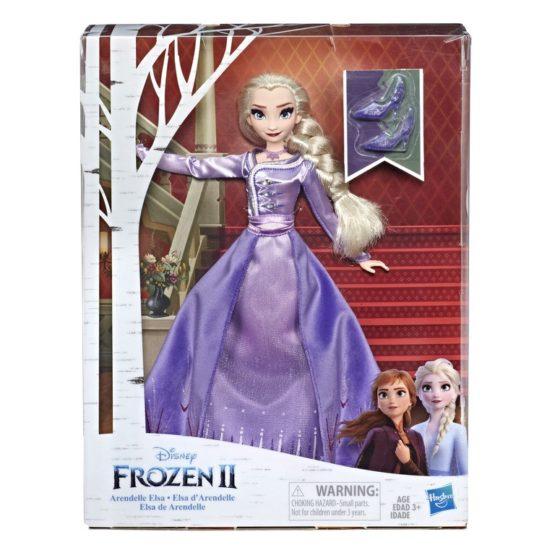 Papusa Frozen2 Arendelle Elsa Deluxe Set