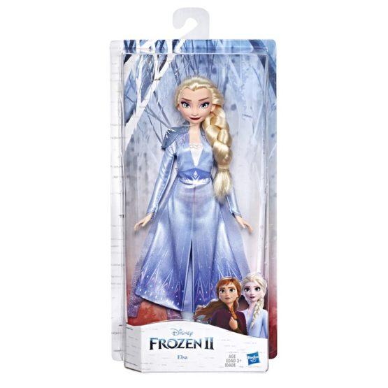 Papusa Frozen2 Elsa