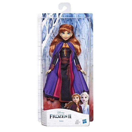 Papusa Frozen2 Anna