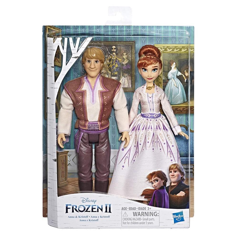 Set Papusi Frozen2 2 Anna Si Kristoff