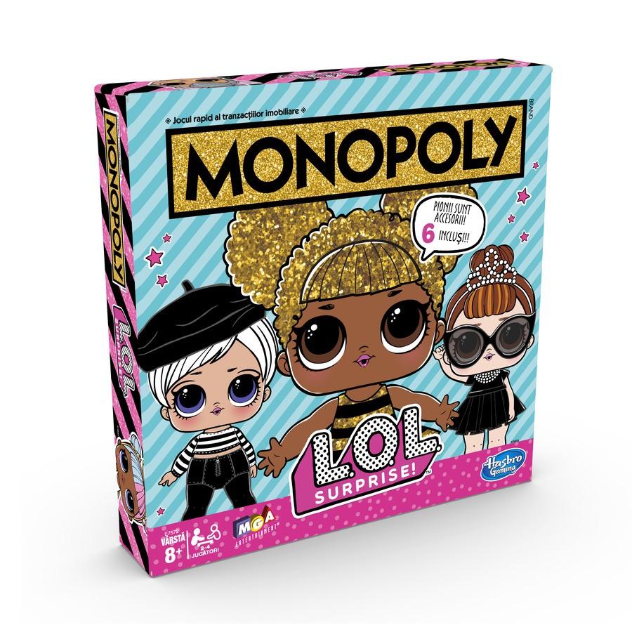 Monopoly Lol Original