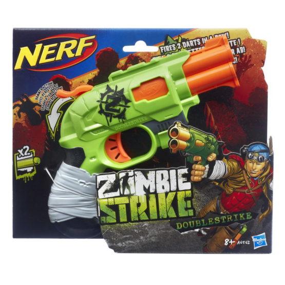 Blaster Zombie Double Strike