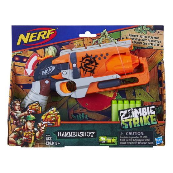 Ner Zombie Strike Sledgefire