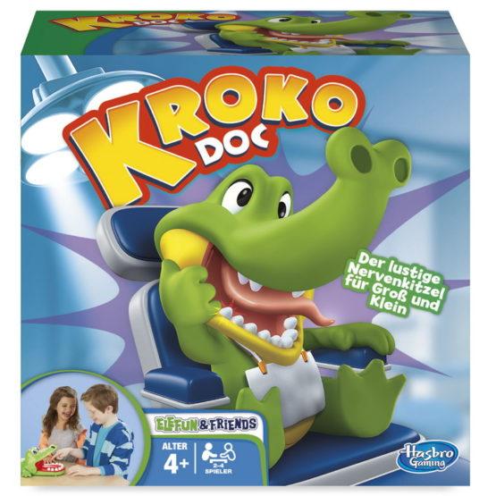 Crocodilul La Dentist
