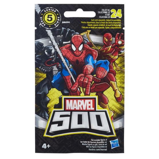 Punguta Cu Super Eroi Marvel