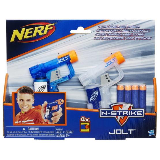 Pachet 2 Blastere Nerf Jolt