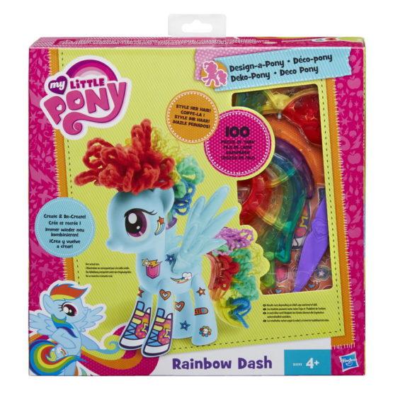 Set Aranjeaz O Pe Rainbow Dash My Little Pony