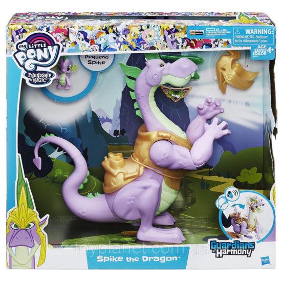 Mlp Dragonul Goh Cu Lansator