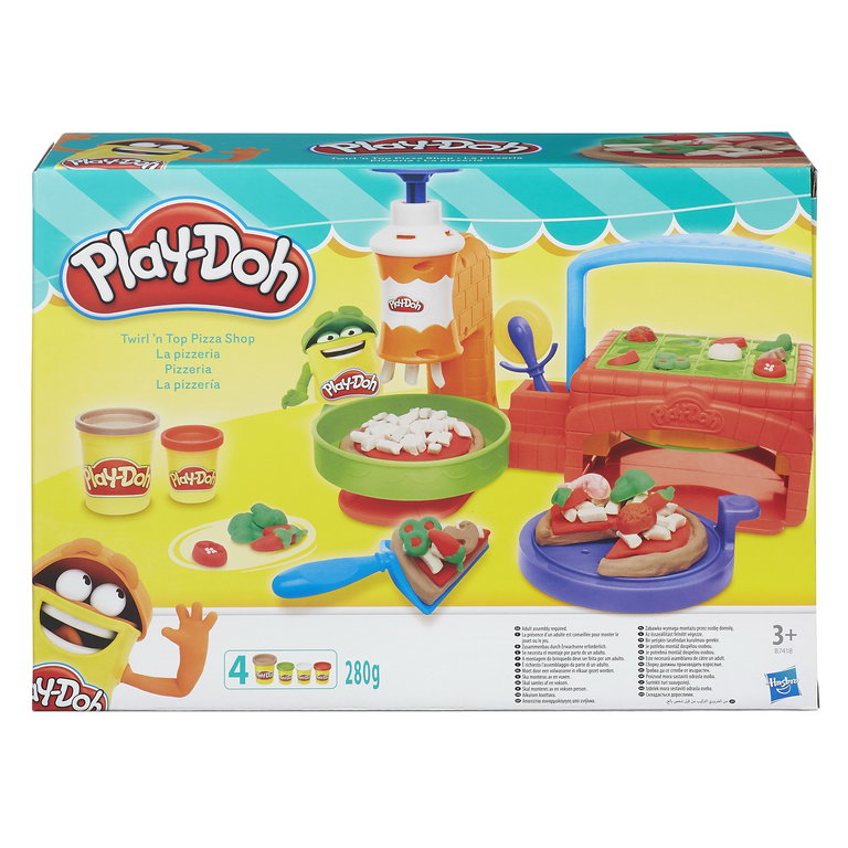 Set Pizzeria Play Doh