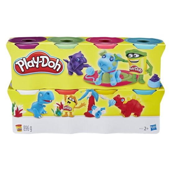 Pachet 8 Cutii Play Doh