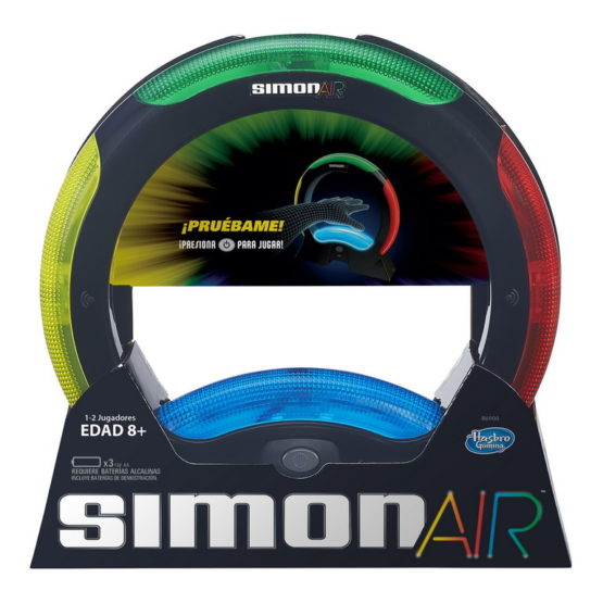 Joc Simon Air