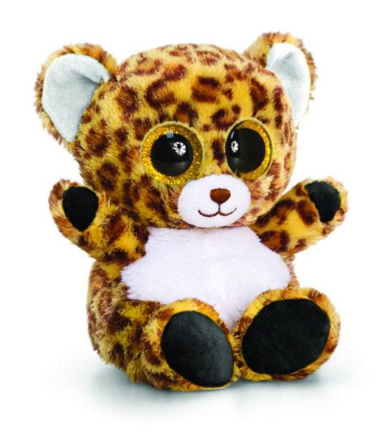 Plus 15cm Animotsu Leopard