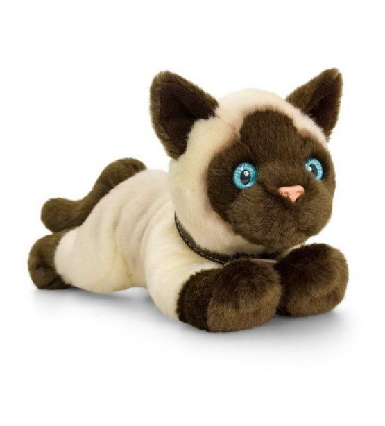 Plus 30cm Pisica Siameza