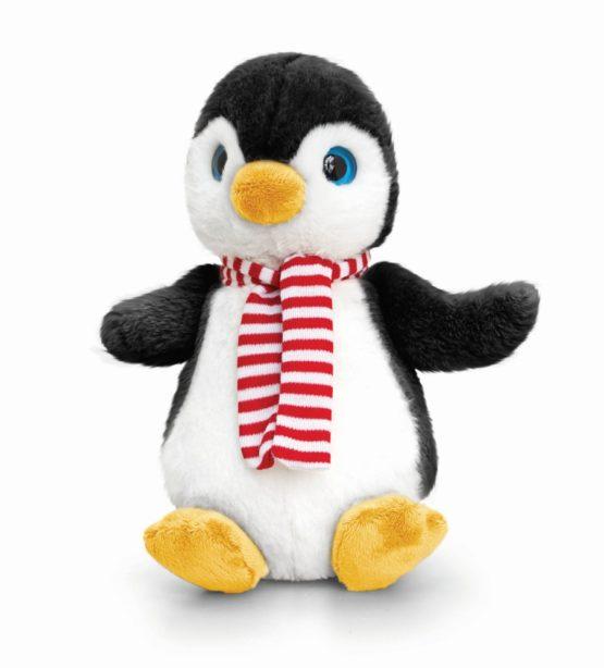 Plus 35cm Pinguin Cu Esarfa
