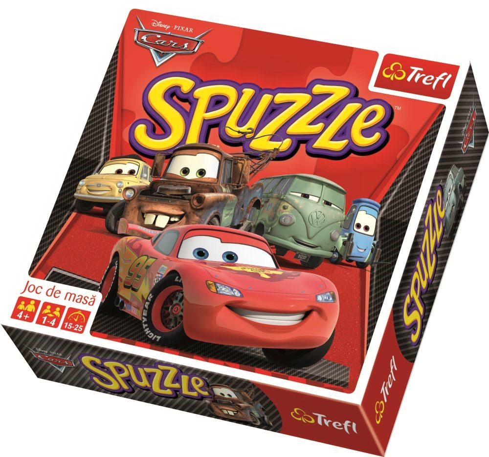 Joc Spuzzle Cars