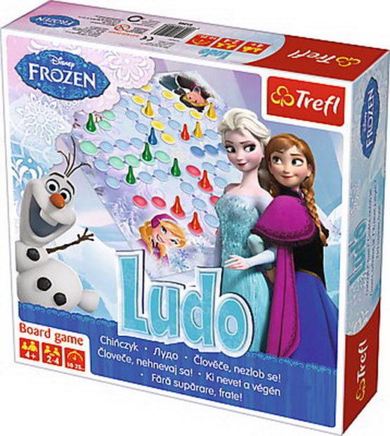 Joc Ludo Frozen
