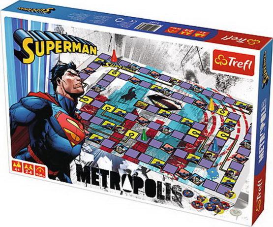 Joc Superman Metropolis
