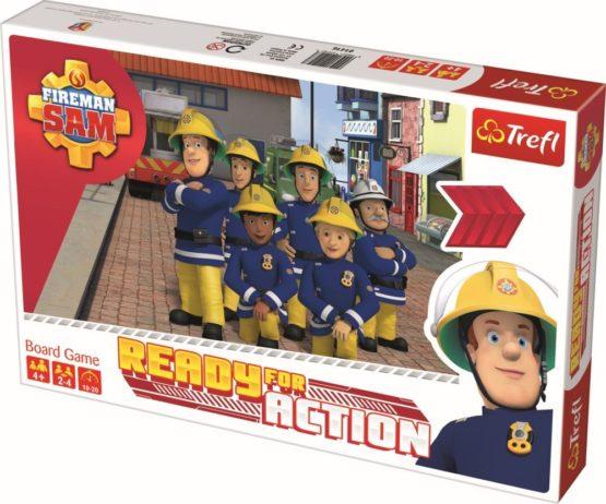 Joc Pompierul Sam Gata De Actiune