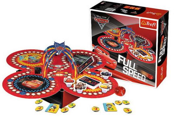 Joc Full Speed Cars3