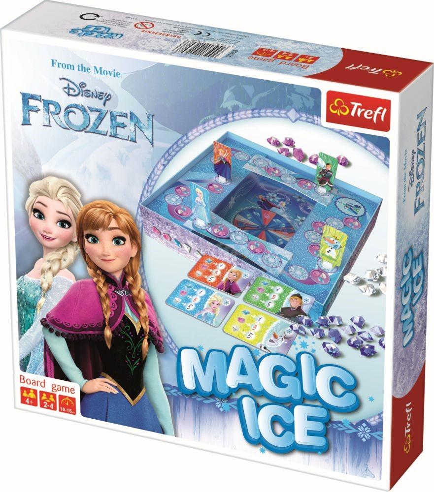 Jocul Frozen Gheata Magica