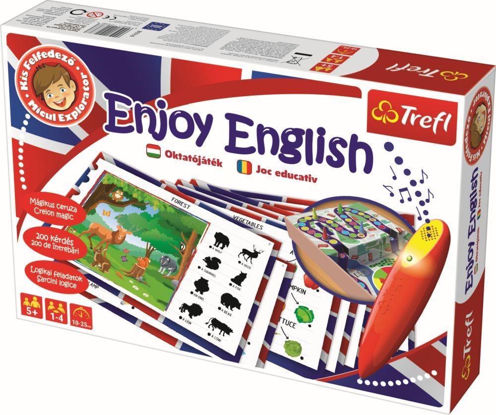 Invata Engleza Cu Jocul Cu Stilou Electronic