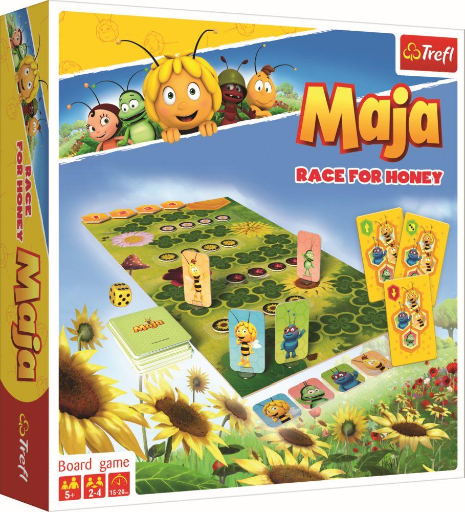 Jocul Albinutei Maya Cursa Pentru Miere