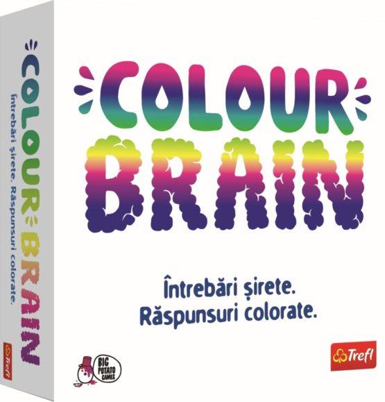 Jocul Colour Brain Puneti Creierul La Lucru