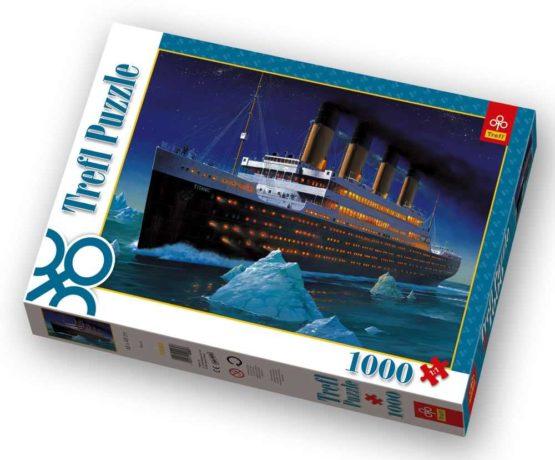 Puzzle Trefl 1000 Titanic