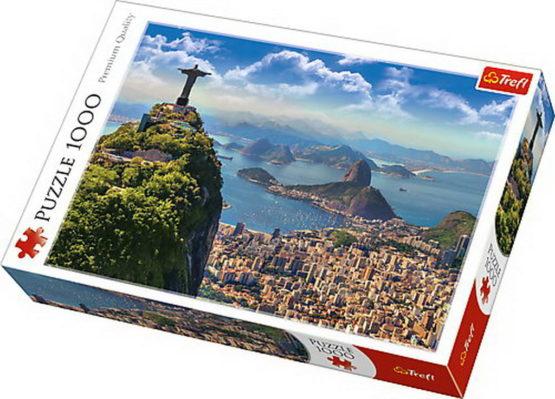 Puzzle Trefl 1000 Rio De Janeiro