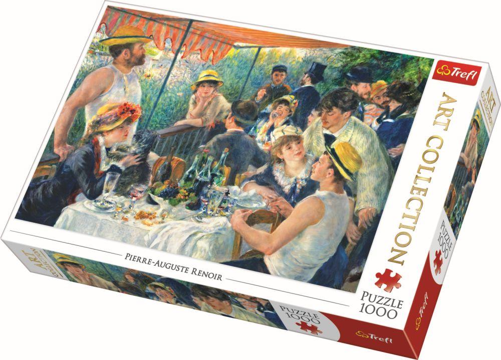 Puzzle 1000 Renoir Pranzul Petrecerii Cu Barca